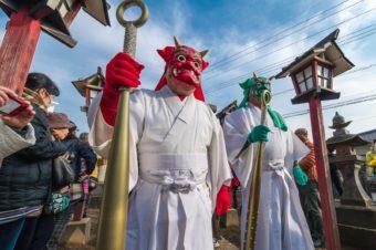 鬼鎮神社・節分祭
