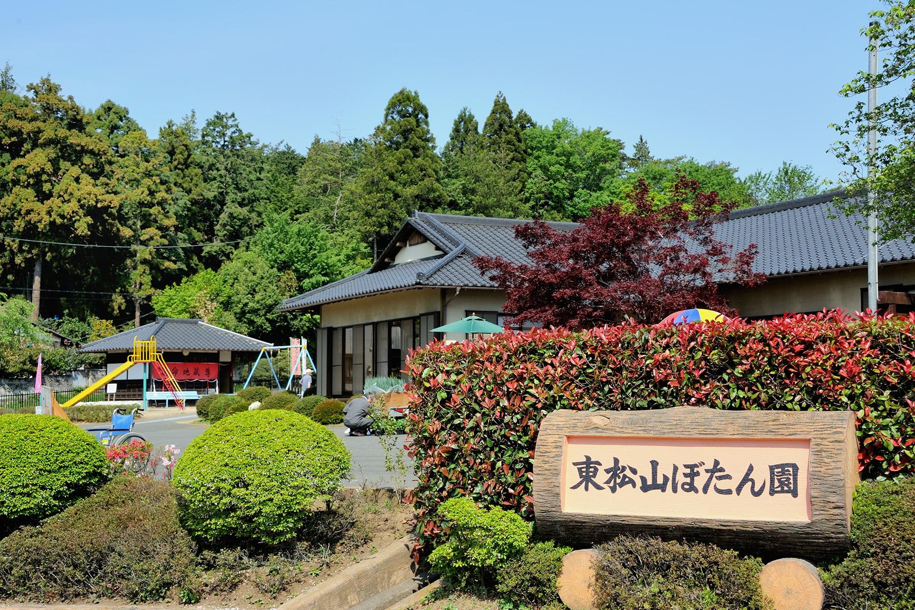 東松山ボタン(牡丹)園