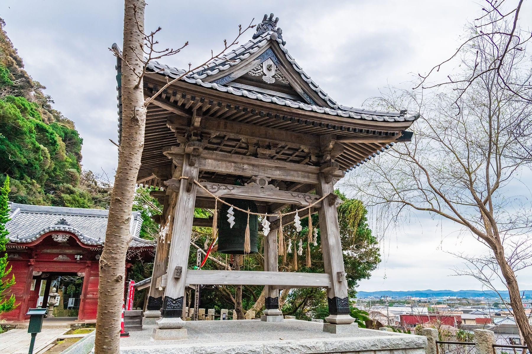 坂東札所 第33番 【補陀洛山・那古寺】