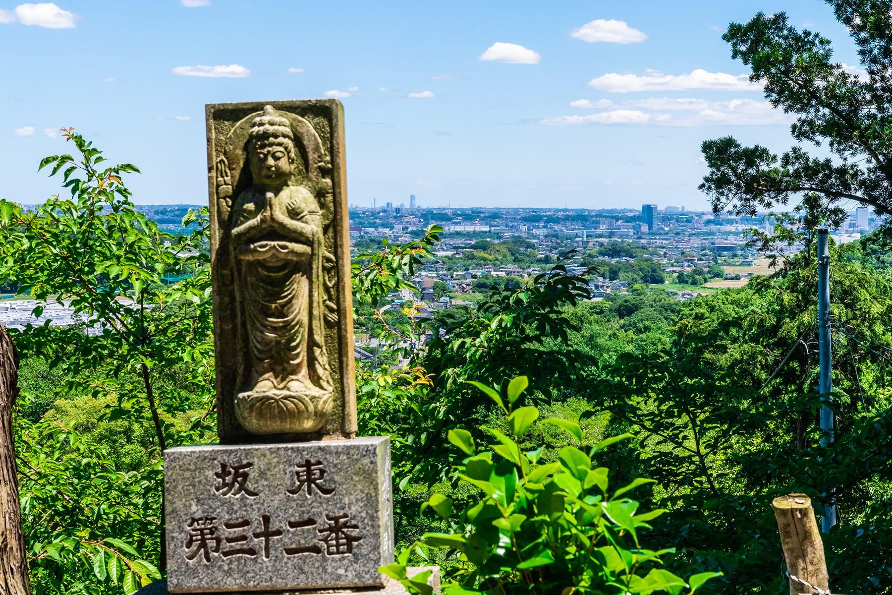 板東札所 第6番【飯上山・長谷寺】