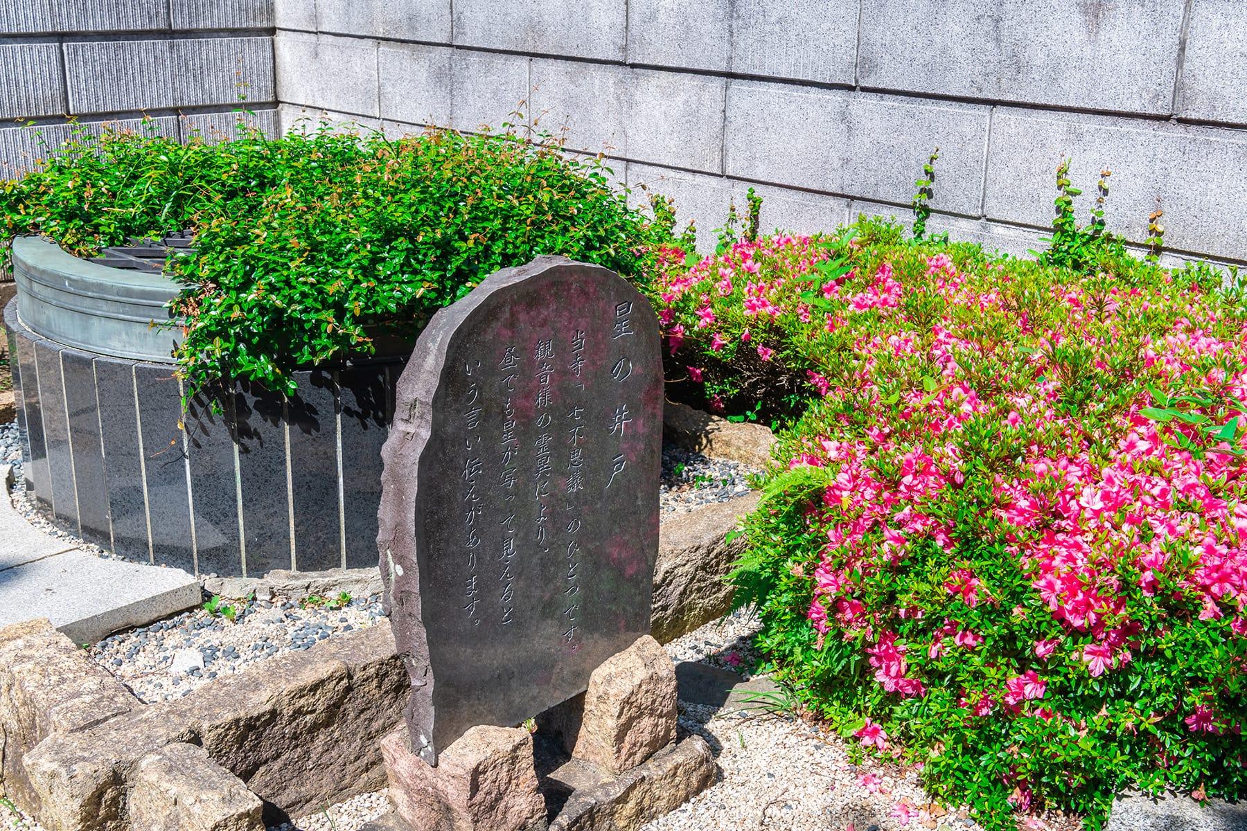 坂東札所 第8番【妙法山・星谷寺】