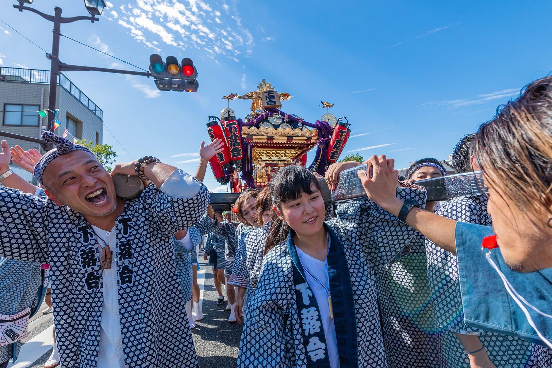 大正時代まつり【与野駅西口駅前通り周辺:さいたま市】