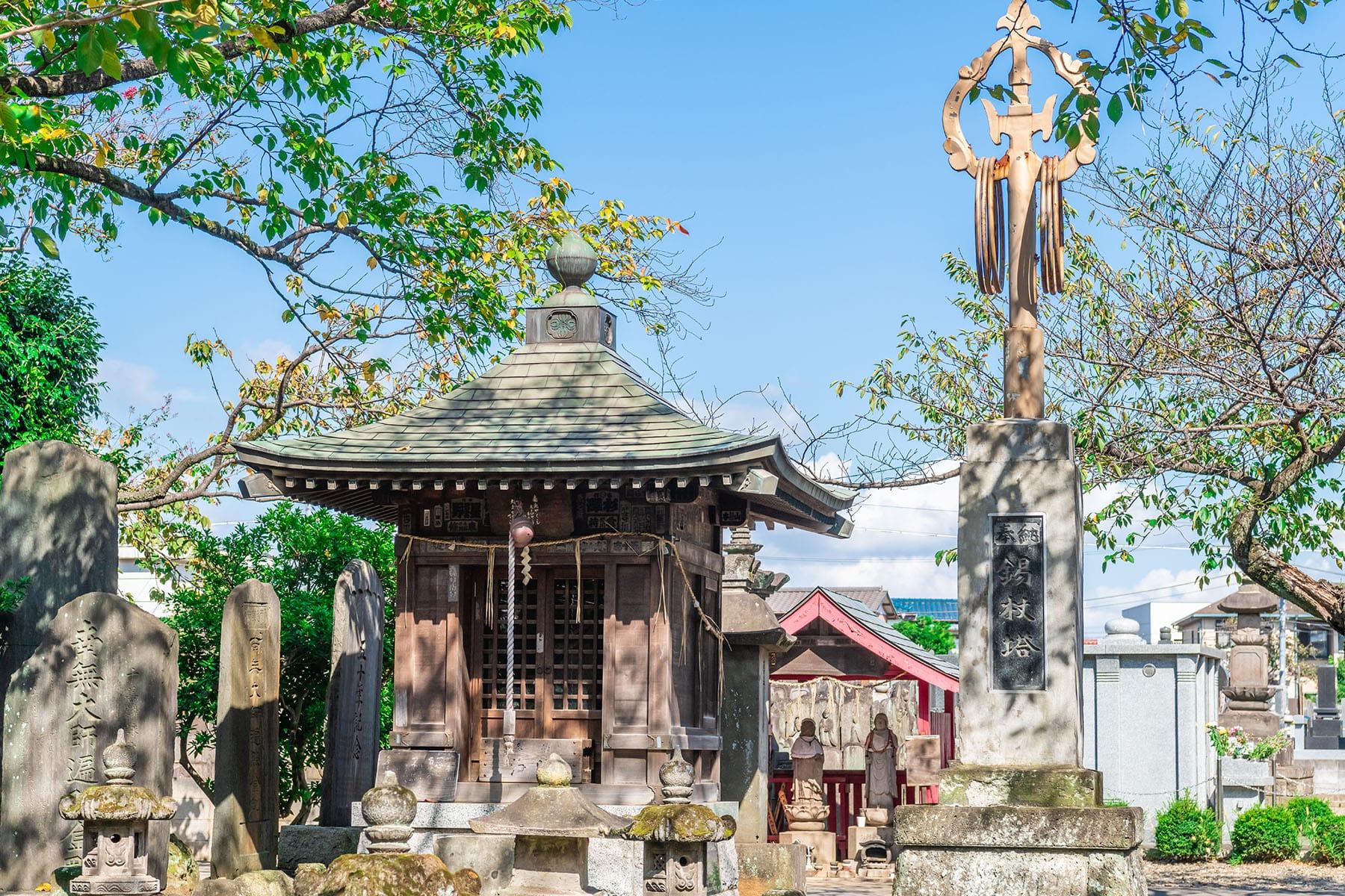 坂東札所 第29番 【海上山・千葉寺】