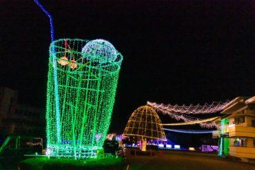 光の祭典in神川