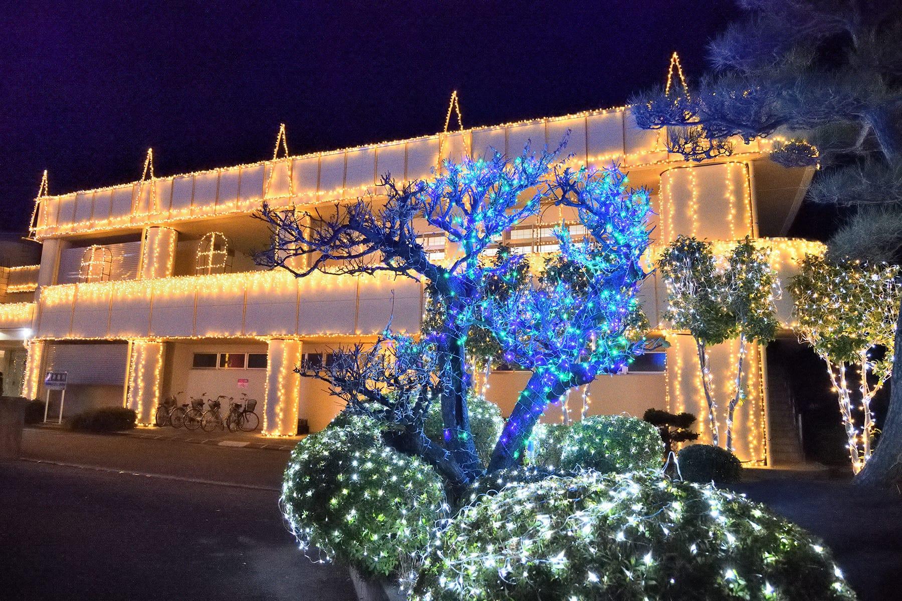 光の祭典in神川【神川町中央公民館駐車場・神川町】