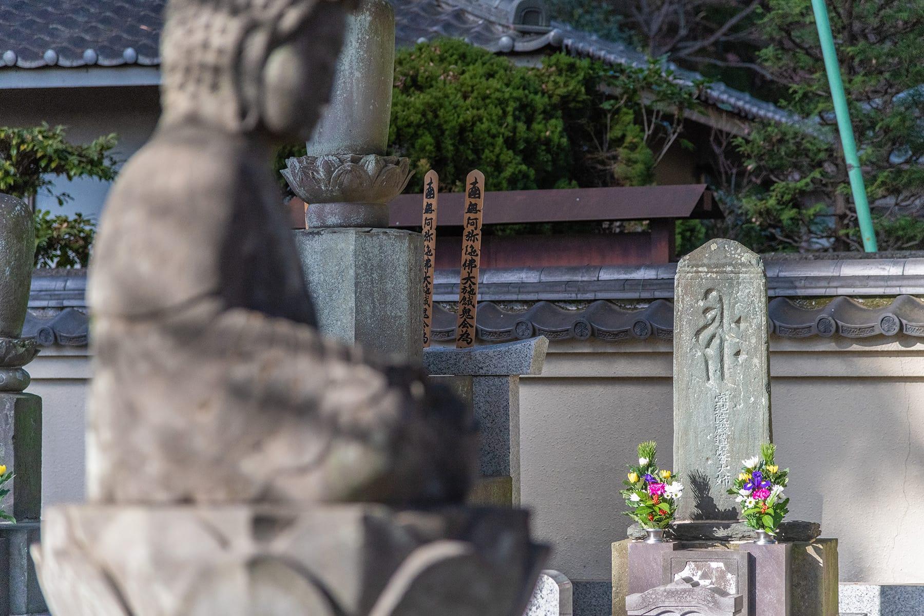 蓮馨寺の除夜の鐘【蓮馨寺・川越市】