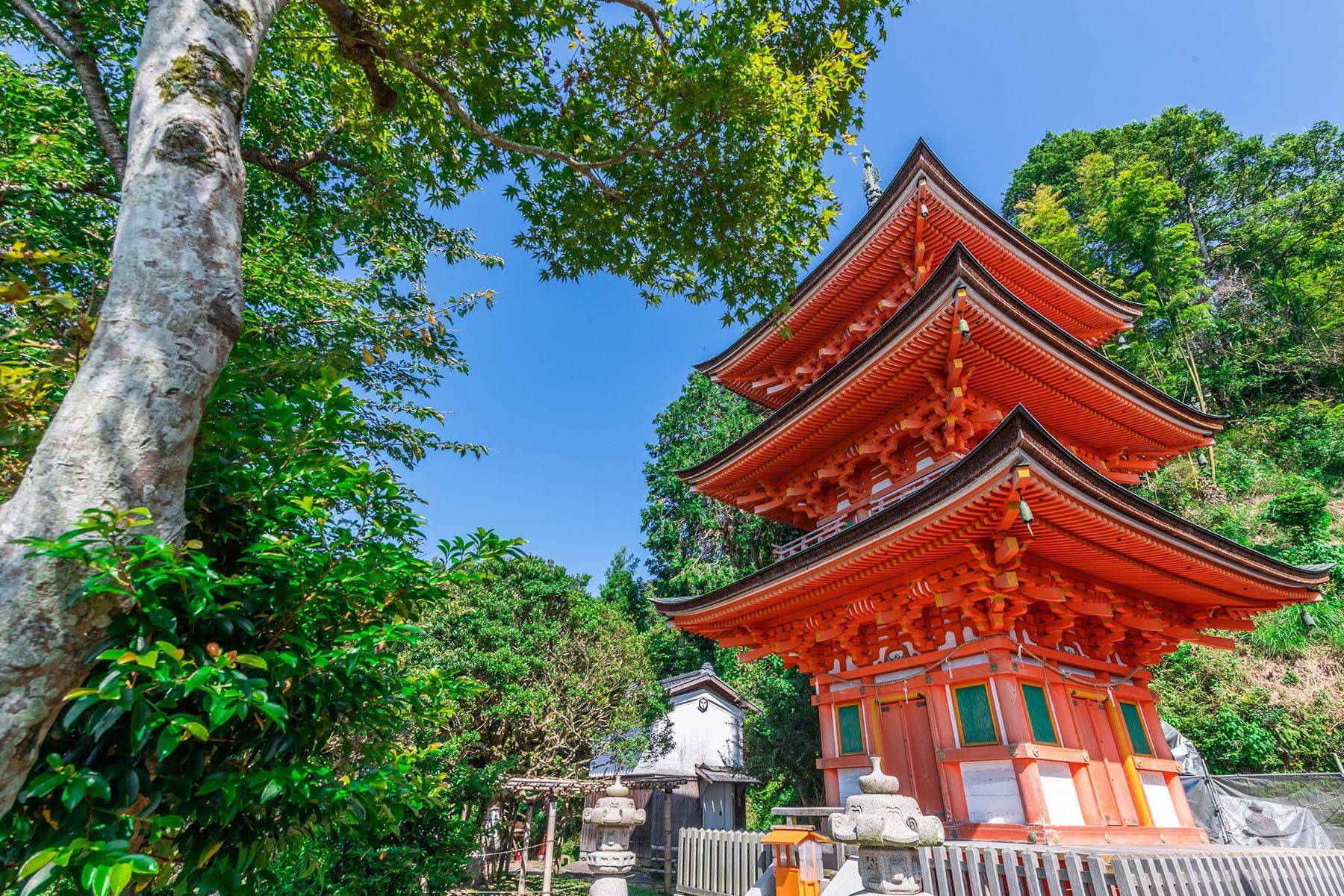 西国札所 第30番【巌金山・宝厳寺】 | フォトさいたま