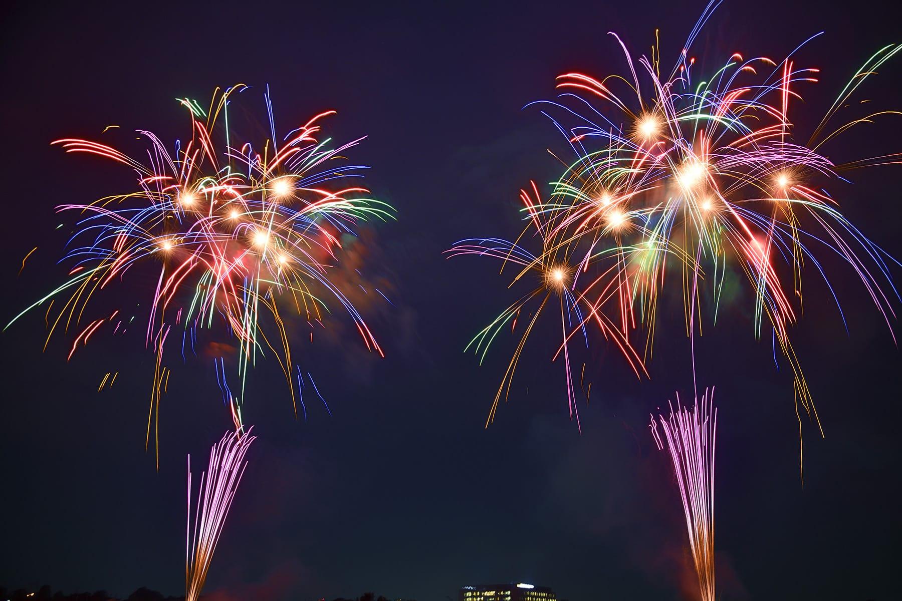 さいたま市花火大会(大和田) | フォトさいたま