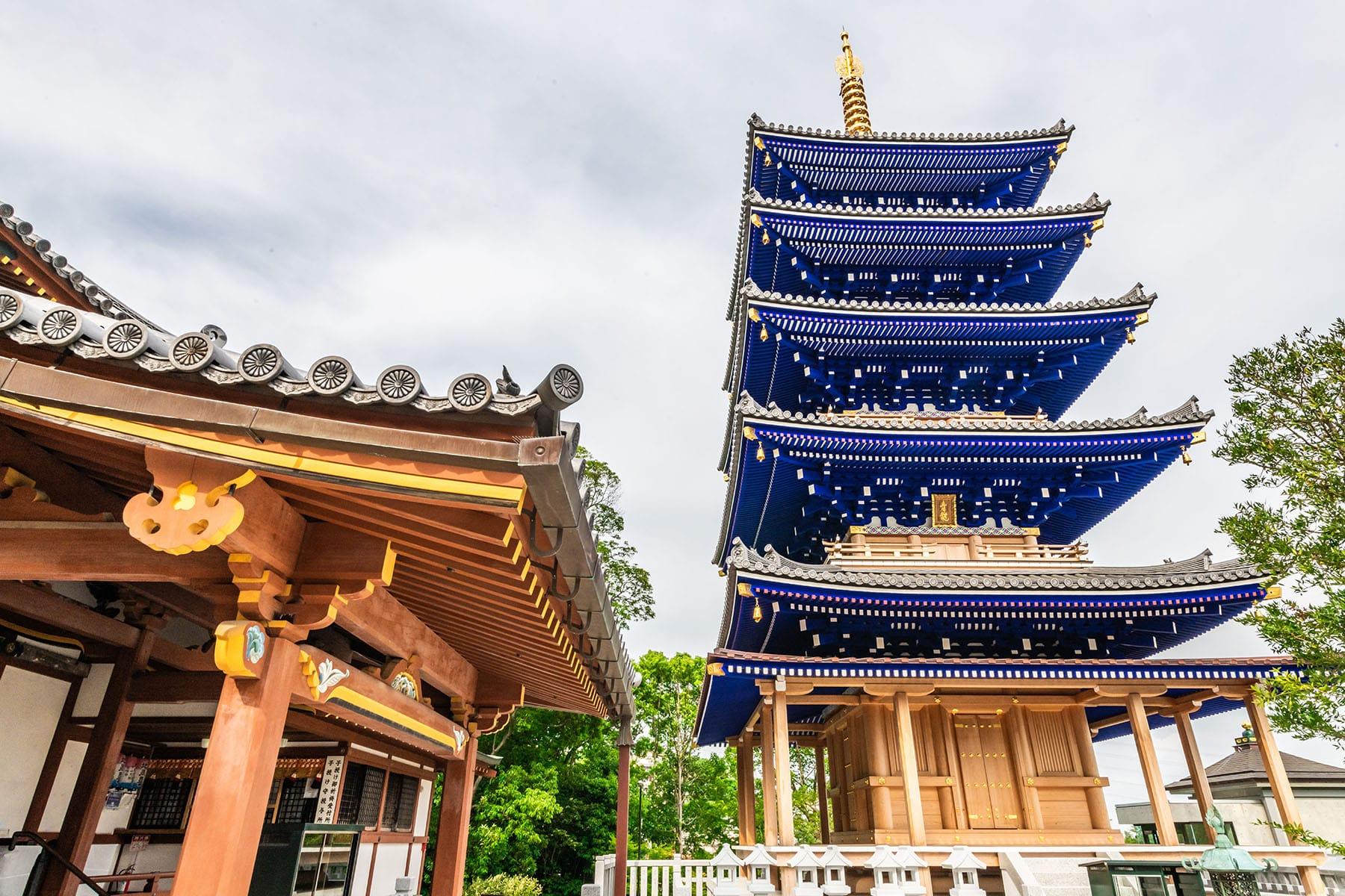 西国札所 第24番【紫雲山・中山寺】 | フォトさいたま