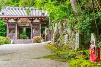 西国札所 番外 花山院菩提寺