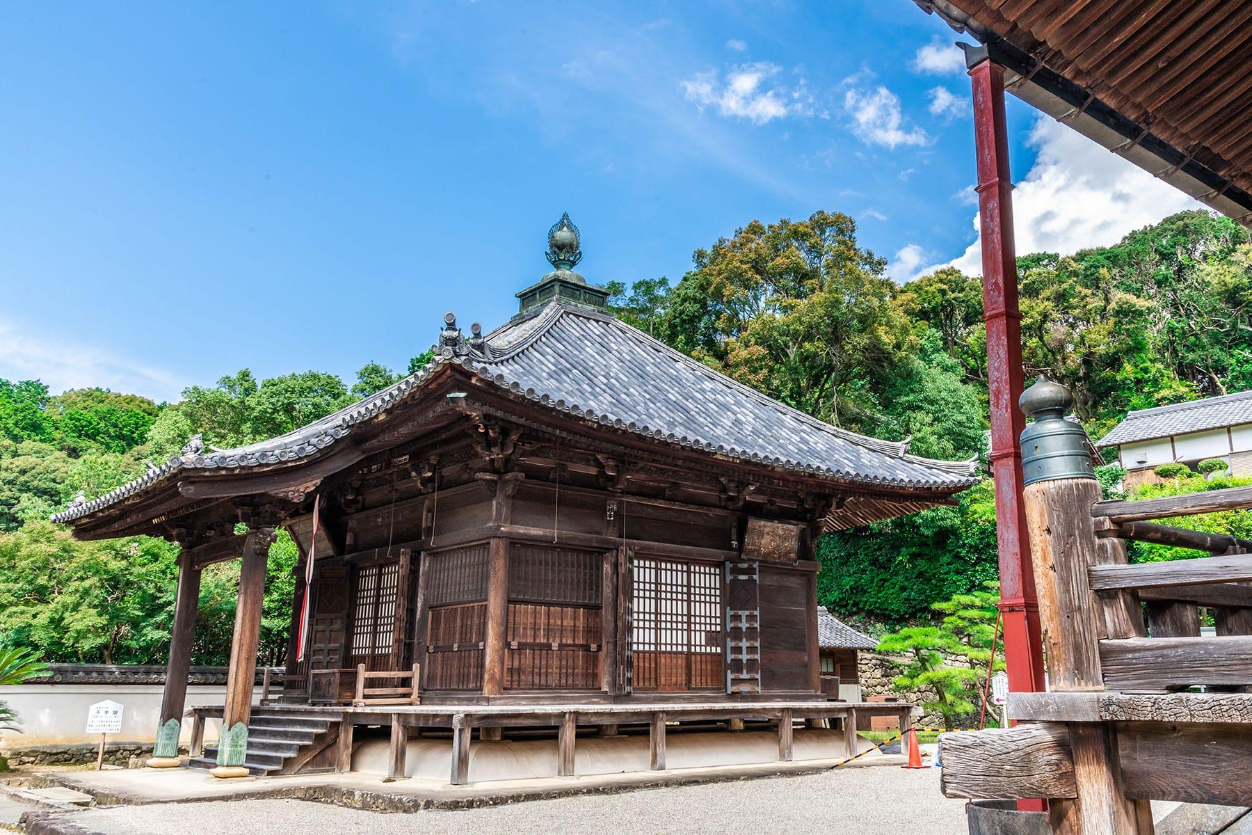 西国札所 第3番 【風猛山・粉河寺】