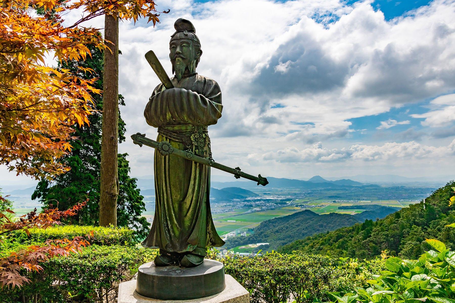 西国札所 第32番【繖山・観音正寺】 | フォトさいたま